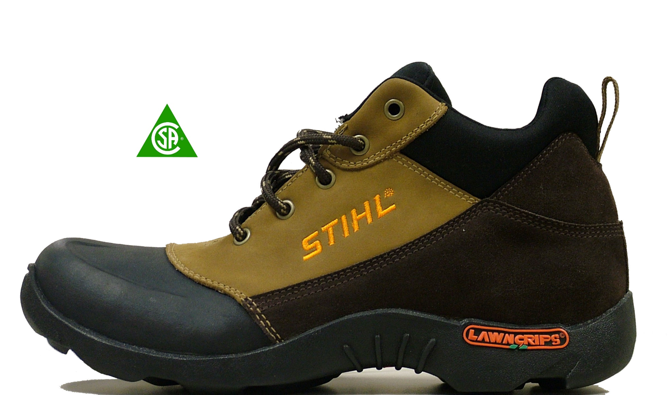 LawnGrips® Landscaper Pro Safety Shoes - All sizes