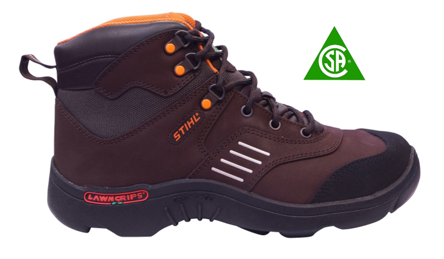 LawnGrips® Pro 6 Safety Boots - All sizes
