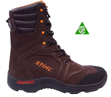 LawnGrips® Pro 8 Safety Boots - All sizes